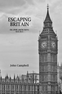 Escaping Britain Cover